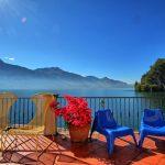 Appartamento di Lusso Lago Como Dongo Fronte Lago