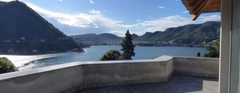 Ville di Lusso Como Città con vista lago