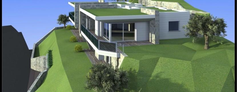 Ville di lusso lago como laglio appartamenti in villa for Agenzia la moderna