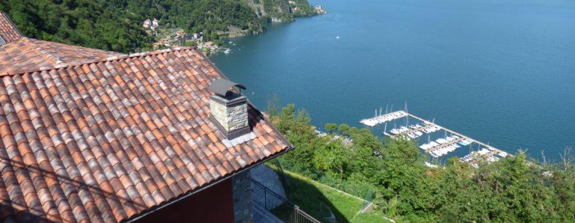 Villa di Lusso Lago Como Menaggio con Vista Lago e Piscina