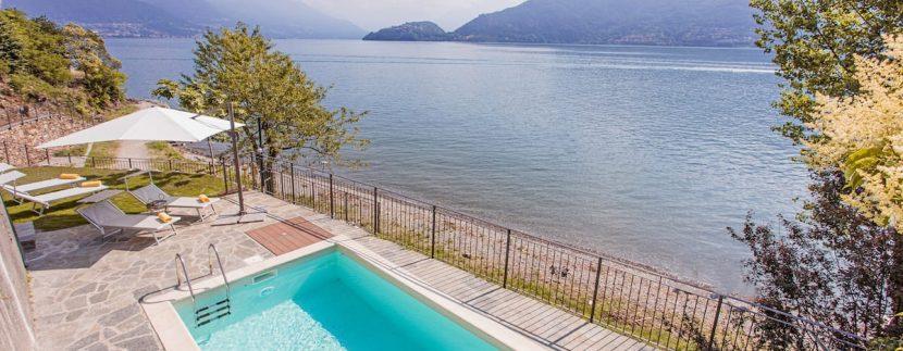 Ville di Lusso Pianello del Lario Fronte Lago Como