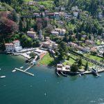 Villa d'epoca Faggeto Lario con Darsena Fronte Lago